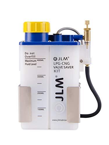 Preisvergleich Produktbild JLM Valve Saver KIT mit LED Inkl. 500ml Fluid LPG