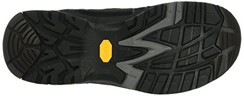 Jack Wolfskin Crosswind WT Texapore Mid M, Scarpe da Arrampicata Uomo Grigio (Burly Yellow Xt 3802)