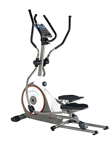 Body Sculpture Foldable Programmable Magnetic Elliptical with Iconsole + App Suite