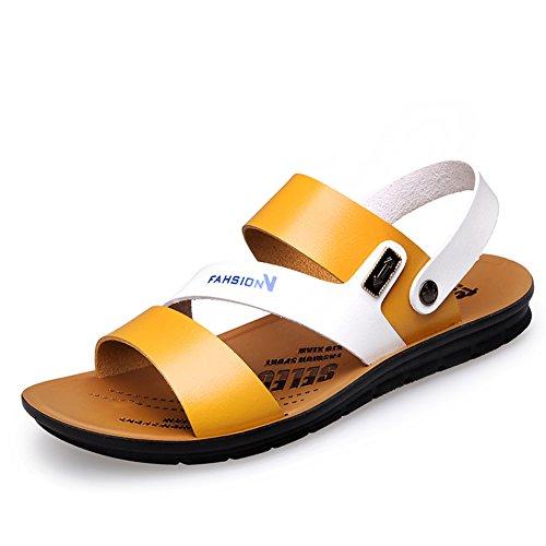 Männer rutschfeste sandalen im sommer/Outdoor pantoffel strand schuhe B