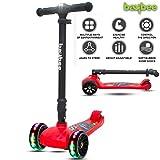 Baybee SPEEDFORCE 3 Wheel Folding Kick Kids Scooty Scooter Tricycle for Indoor