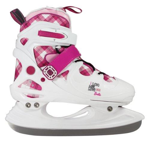 Barbie Kinder Eis Skates Winterlove, größenverstellbar, 38, 990052/38