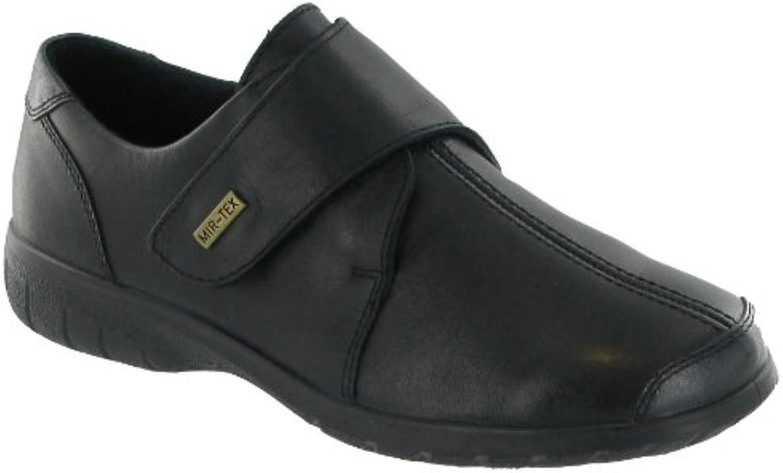 Cotswold Cranham - Scarpe in Pelle Senza Lacci - - - Donna (38 EUR) (Nero) | Primo nella sua classe  | Uomo/Donne Scarpa  727b06