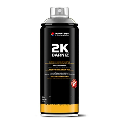 Montana Colors MTN Spray Barniz 2K 2 componentes -
