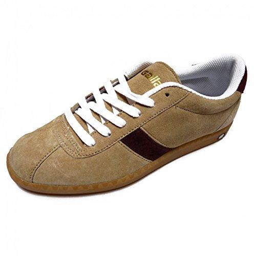 Origine Gallaz Gallaz Pilk- Dandinette De Titane Frais - Chaussures En Peau De Porc Des Femmes De Titane Pilk- Dandinette Cool, La Couleur, La Taille 36