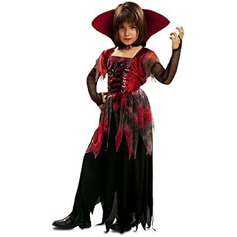 My Other Me - Disfraz de vampiresa gótica, para niños de 10-12 años (Viving Costumes MOM00175)