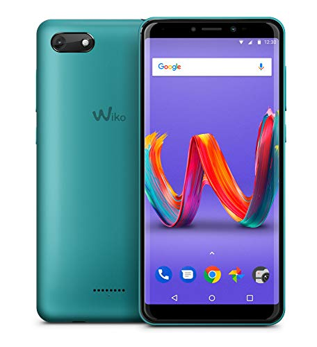 Wiko Harry 2 Smartphone, Dual Sim, 16 GB, Bleen [Italia]