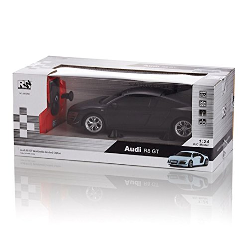Preisvergleich Produktbild Official RC Radio Remote Controlled Car Scale 1:24 - RANGE ROVER SPORT - RED