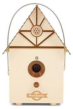 PetSafe - Système Anti-aboiement pour Chien à Ultrasons, Maisonnette à Ultrasons, Sans collier, 15 m de portée  - Usage en Extérieur / Jardin