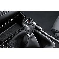 BMW Pomo de Palanca de Cambio Deportivo de Piel Original M