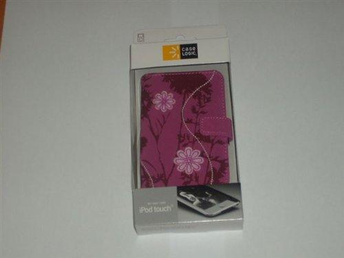 CASE LOGIC POP FLOWER PINK iPOD Touchscreen Hülle
