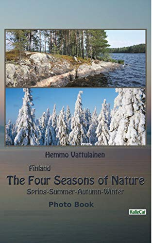 The Four Seasons of Nature: Photo Book (English Edition)