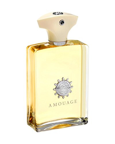 Amouage Silver Man EDP 50 ml, 1er Pack (1 x 0.001 l)