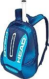 HEAD Unisex's Tour Team Backpack Tennis Racket Bag, Navy/Blue, One Size
