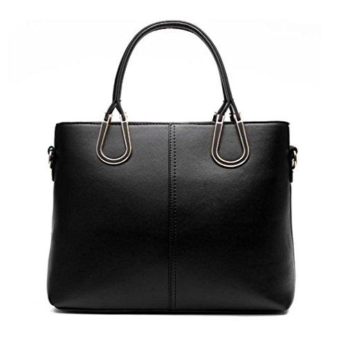 signore le Bag Spalla beginning per Top Classic rosa capacità Auspicious grande Elegante Handle w8pCv