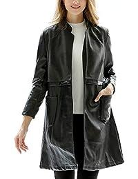 Suchergebnis auf Amazon.de für  Leder Parka - Damen  Bekleidung 1829e7464f