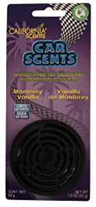 California Scents CCSP405 Désodorisant Vanille de Monterey
