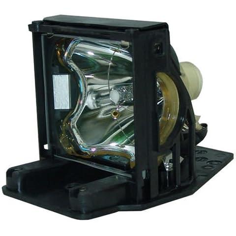 Lampada luminosa per Triumph-Adler M800Alloggiamento lampada per proiettore DLP LCD