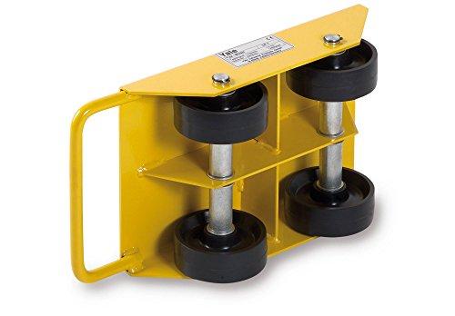 Yale AMZ1023400fisso ruote Moving skate, LF-1, 1.0T