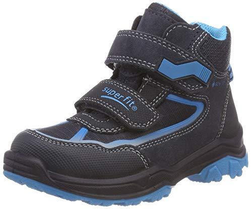 Superfit Jungen Jupiter Hohe Sneaker, Blau (Blau/Blau 80), 26 EU Jupiter Jack
