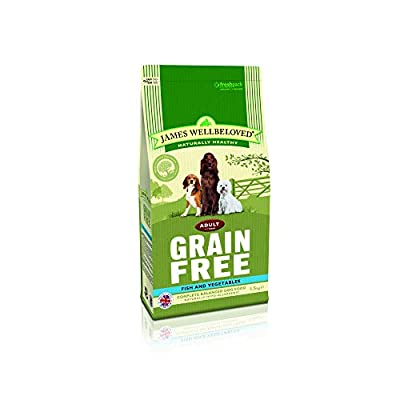 James Wellbeloved Adult Maintenance Grain Free Kibble Dog Food