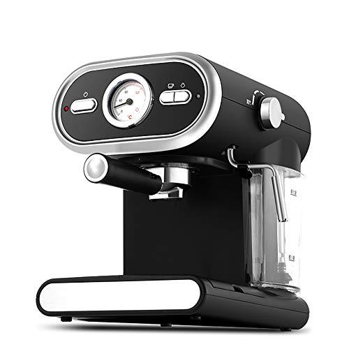 ZMDHL Espressomaschine, 20Bar Espressomaschine Halbautomatische Heimvisualisierung Volle Temperaturregelung Kaffeemaschine -