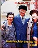 CINE TELE REVUE N? 22 du 29-05-1986 CANNES - LES STARS SUR LA CROISETTE - HOLLYWOOD - COMMENT NAISSENT LES HISTOIRES D'AMOUR SUR LES PLATEAUX - CINEMA - DES SOLUTIONS POUR LA CRISE - YUONGBLOOD - LE FILM DE LA JEUNE GENERATION AMERICAINE - ROB LOWE ET CINDY GIBB - ILS TOURNENT TWIST - CHRISTIAN CLAVIER - PHILIPPE NOIRET ET MARINA VLAD