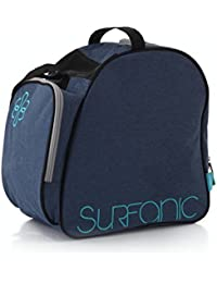 Surfanic Bolsa para zapatos, azul marino (Azul) - SWA5006 000-571-ONE