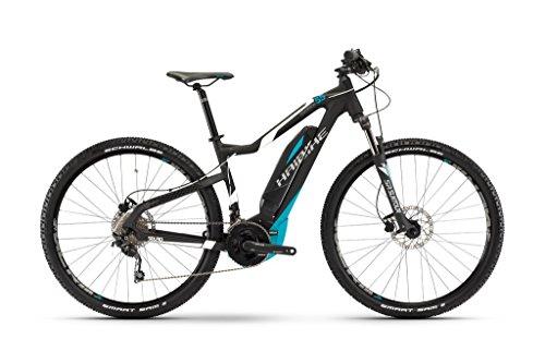 Haibike Sduro Hardnine 5.5 29'' Pedelec E-Bike MTB schwarz/weiß/cyan 2017