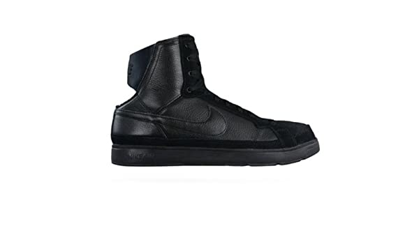 NIKE Air Troupe Mid Womens Dance TrainersShoes Black