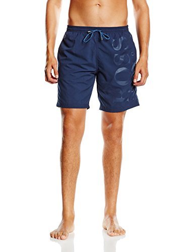 BOSS Herren Orca Badehose, Blau (Navy 413), Medium