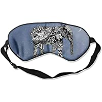 Trunk Of Treasure Elephant 99% Eyeshade Blinders Sleeping Eye Patch Eye Mask Blindfold For Travel Insomnia Meditation preisvergleich bei billige-tabletten.eu