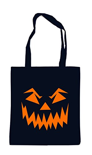 Halloween Face Bag Black Certified Freak