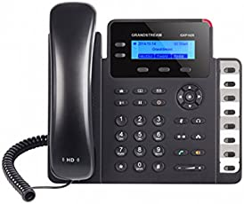 Grandstream GXP1628 Corded Business HD IP Phone (Black)