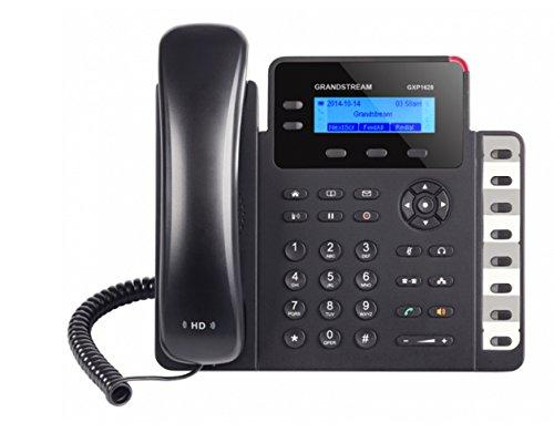 Grandstream GXP1628 HD IP PoE Telefon Hd-telefon