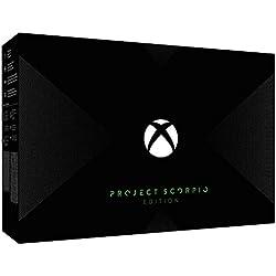 Xbox One X 1 To - Scorpio Project - Edition limitée