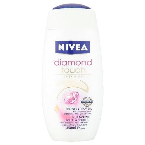 Nivea Diamond Touch Cream Shower Oil, 250ml
