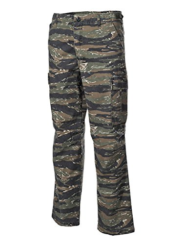 Militär a -  Pantaloni  - uomo (Vietnam Tiger Stripe)