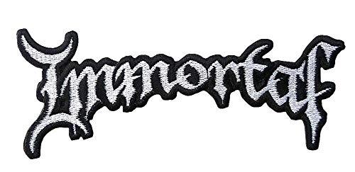 Immortal - Logo Aufnäher/Patch