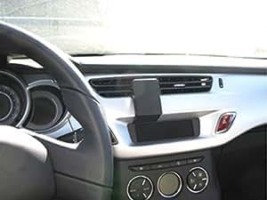 Brodit 854453 Support de fixation pour Citroen C3 10 Noir