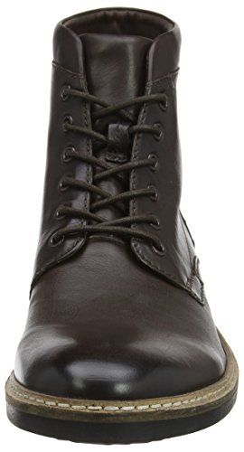 Clarks Blackford Hi, Bottes Homme Marron (Dark Brown Lea)
