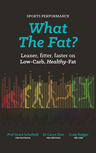 What The Fat? Sports Performance: Leaner, Fitter, Faster on Low-Carb Healthy Fat. (English Edition) por Grant Schofield