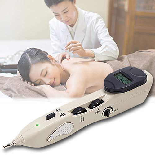 Langyinh penna elettronica di agopuntura,penna di cura di terapia di meridiani a pagamento,strumento pain relief