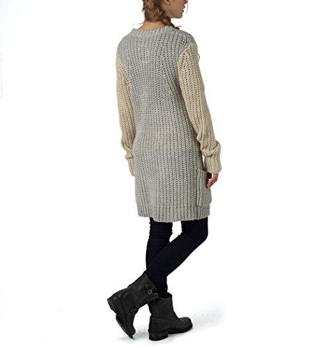 Burton wB seyon sweat-shirt pour femme Beige - Dove Heather