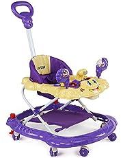 Luvlap Sunshine Baby Walker (Purple)