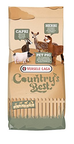 Versele-laga Country\'s Best Pet Pig Müsli - 17 kg