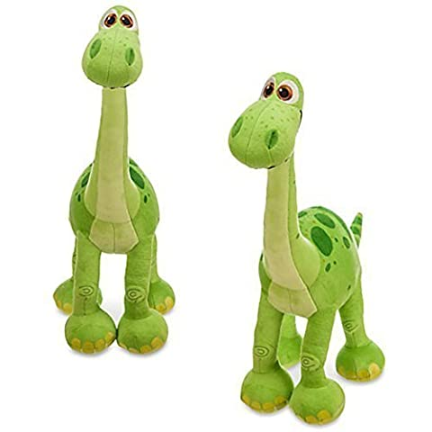 Officiel Disney The Good Dinosaur 47cm Arlo Le dinosaure vert tendre peluche