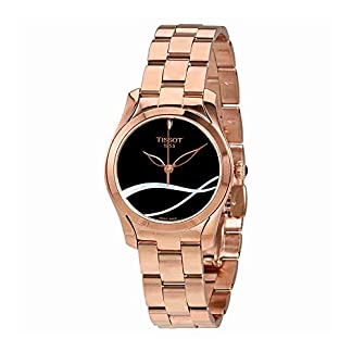 Tissot T-Lady T-Wave reloj t1122103305100