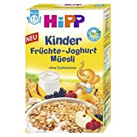 Hipp Kinder Früchte-Joghurt-Müesli, 200 g, MHD-Aktion 30.04.2017