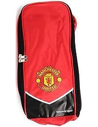 Manchester United FC - Bolsa para botas y zapatos